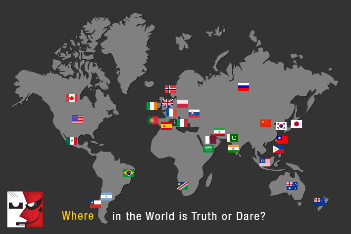 There in the World is Truth or Dare!